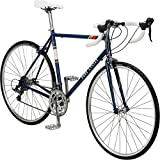 Pure Cycles Classic 16-Speed Road Bike,...
