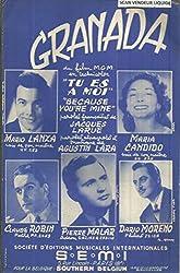 Granada - Du film Tu es à moi