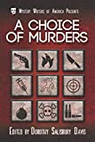 A Choice of Murders (A Mystery Writers of America Classic Anthology)