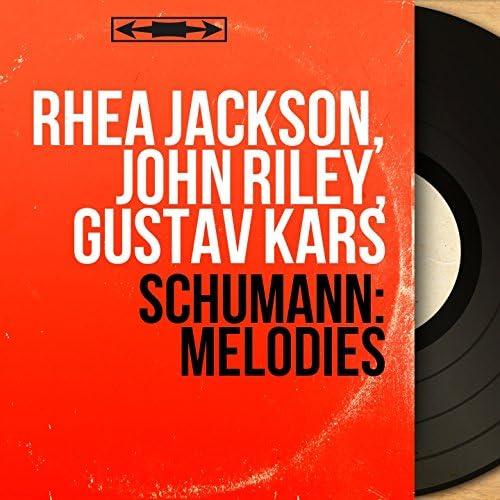 Rhea Jackson, John Riley, Gustav Kars