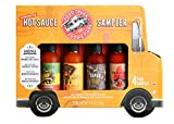 Thoughtfully Gifts, Hot Sauce Sampler: Globetrotter Edition Gift Set,...