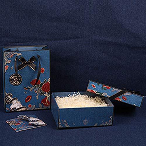 lijie Cajas de Carton con Tapa,Caja de Regalo vacía.Caja de Regalo Caja...