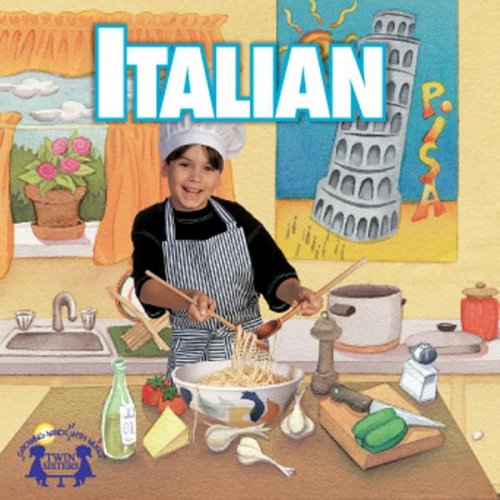 Let S Eat Italian By Twin Sisters On Amazon Music Amazon Com