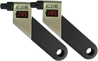 Accutire MS-4021 Digital Tire Pressure Gauge (2 Pack)