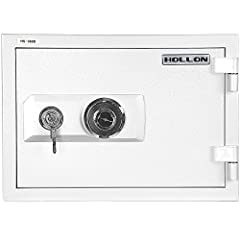 "Two-hour fire rated for 1850 degrees Seamless body and door construction for added strength and appearance One anchoring hole Bolting hardware included ; Dial Lock is present Exterior Dimensions: 13 3/4""(H) x 19 1/4""(W) x 16 3/4""(D) Interior Dimensio..."
