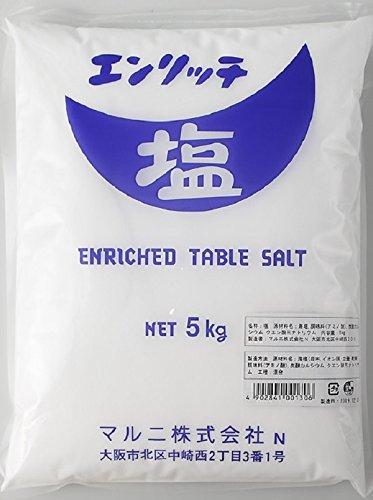 エンリッチ塩5kg