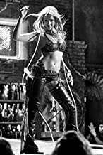 Jessica Alba B&W Poster Sin City Bikini 18x24 Poster