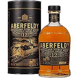 Aberfeldy Highland Single Malt Scotch Whisky 12 Jahre