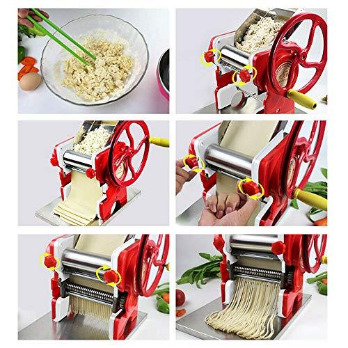 TFCFL Multi-functional Manual Noodle Pasta Dumpling Skin Maker Machine Press Noodle Machine USA Stock