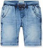 Mayoral 3262 Pantalones Cortos de Uniforme, Azul (Claro), 4 años (Tamaño del Fabricante:4) para Niños