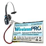 Wireless Pro Premium Replacement Rechargeable Battery for VXI Blue Parrott...