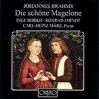 Die Schoene Magelone Op. 33 by JOHANNES BRAHMS (2004-09-28)