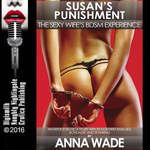 Susan's Punishment audiobook cover art