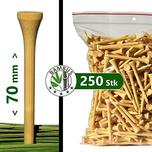Premium Golf TEES - 70 mm (2 3/4
