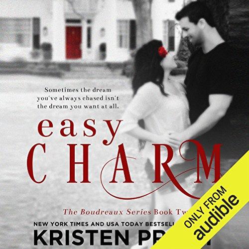 Easy Charm audiobook cover art
