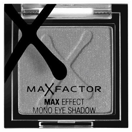 Max Factor Max Effect Mono Ombre à Paupières 11 Silver Dust 2 g
