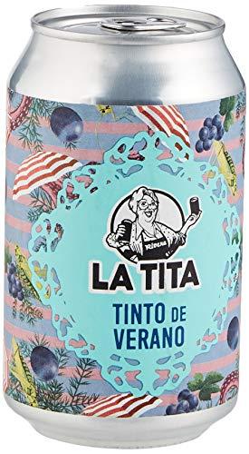 La Tita Tinto de Verano Lata - 330 ml