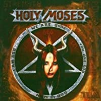Strength Power Will Passion (Ltd.) by Holy Moses (2008-06-30)