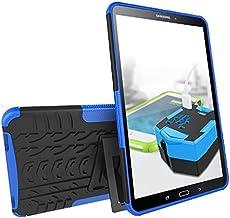 KATUMO® Funda Transparent Gel Compatible con Galaxy Tab A6 10.1 Pulgadas, Carcasa de Piel Protectora Compatible con Samsung Galaxy Tab A6 10.1