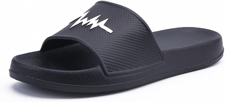 MUMUWU Women and Men's Beach Slipper PVC Indoor Sandals Outdoor shoes