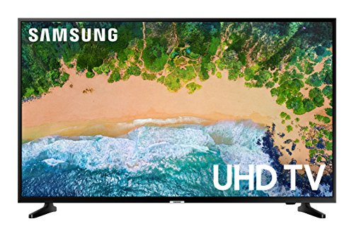 Samsung Electronics 4K Smart LED TV (2018), 43' (UN43NU6900FXZA)
