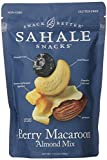 Sahale Snacks Berry Macaroon Almond Fruit and Nut Mix, 7 Ounce -- 4 per case.