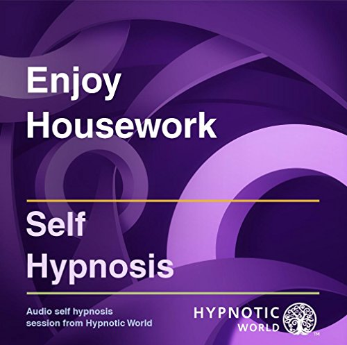 Enjoy Housework Hypnosis CD