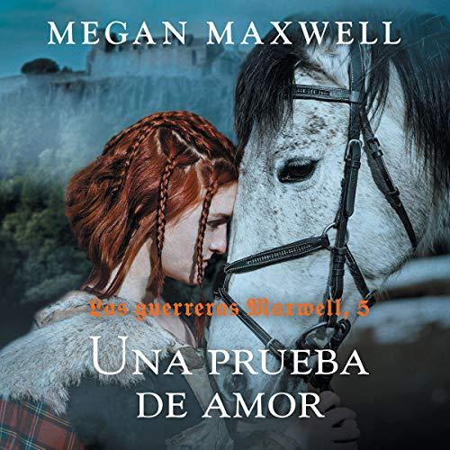 Diseño de la portada del título Una prueba de amor