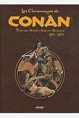 Les chronique de conan t01 - 1971-1974 Paperback
