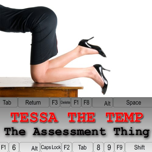 Tessa the Temp: The Appraisal Thing audiobook cover art