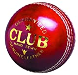 Readers Club Hand Stitched Leather Senior Cricket Ball 5.5oz