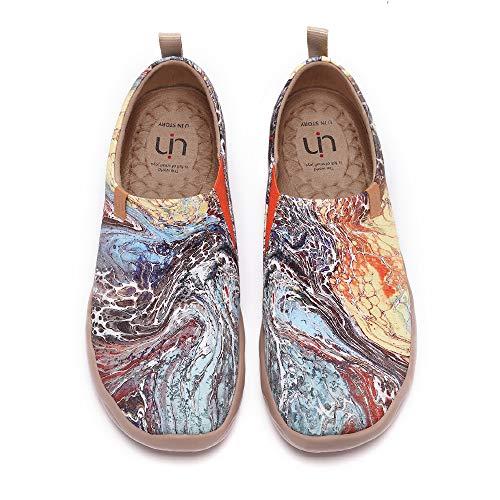 UIN Men's Walking Travel Shoes Slip…