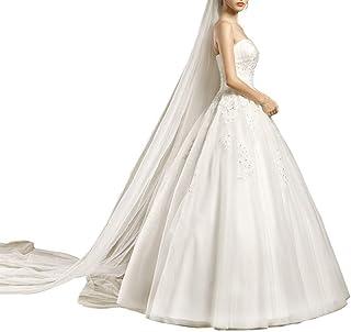 ztmyqp Simplicité Élégante Robes de Mariée Pour Femmes Robes de Mariée Pour Mariée Dentelle Manches Longues Style Vintage ...