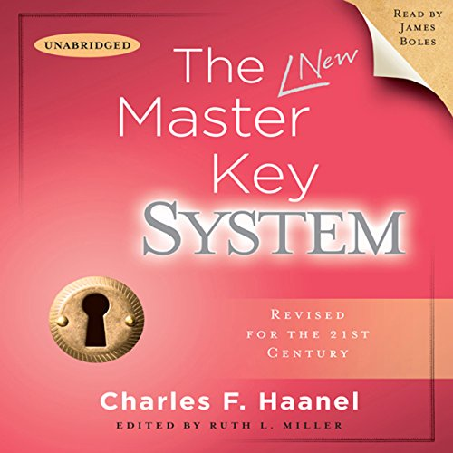 The Master Key System Audiobook By Charles F. Haanel cover art