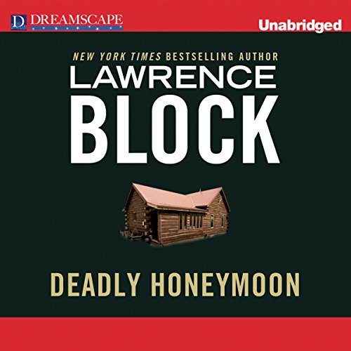 Deadly Honeymoon audiobook cover art