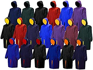 Adoretex Unisex Swim Parka Water Resistant Warm Coat Water Sports Swim Parka for Adults & Kids