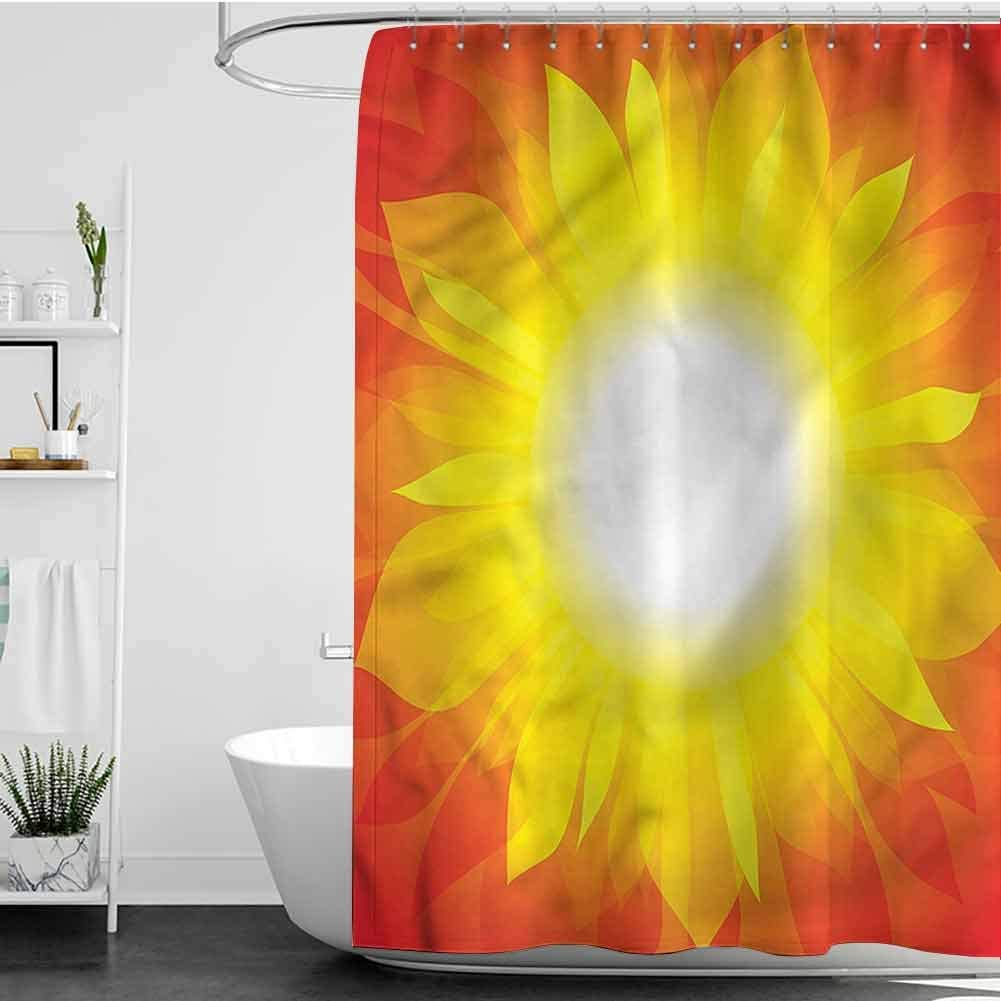 StarsART Shower Curtains Milwaukee Mall for Kids Yield Season Manufacturer direct delivery Harvest W6 Unisex