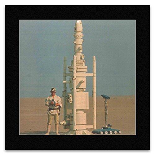 Star Wars Mini-Poster Luke Skywalker on Tatooine, 29,2 x 30 cm