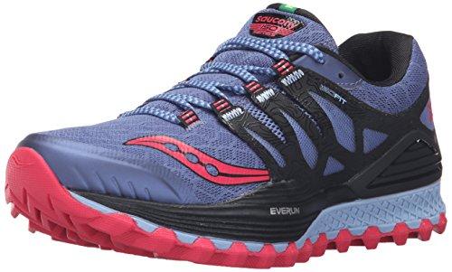 Saucony Women's Xodus ISO Trail Running Shoe,...