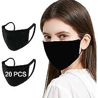 20-Pack Cotton Reusable Face Mask