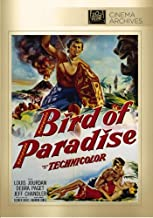 Best bird of paradise movie debra paget Reviews