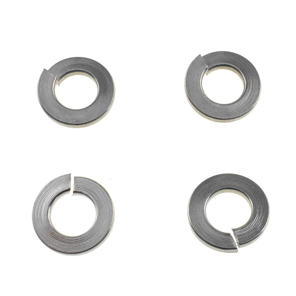 Hahiyo supreme Split Lock Washers 0.25 inch In Spring Inner Fastener Philadelphia Mall Dia
