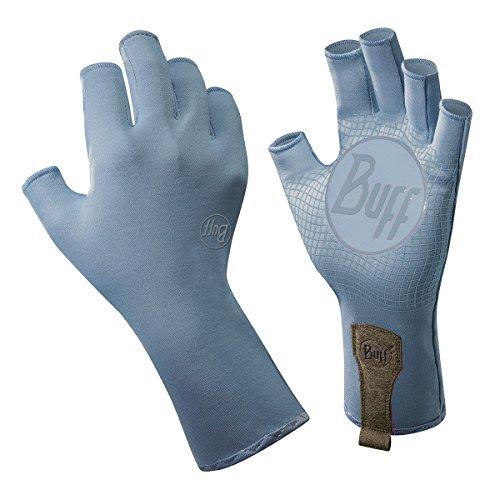 Buff Sport Series Water 2 Handschuhe, Gletscherblau, X-Small/Small