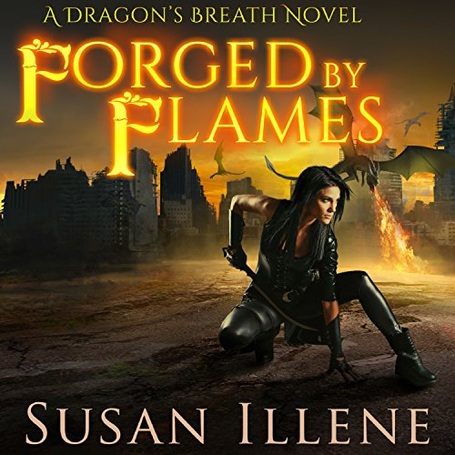 Forged by Flames audiobook cover art