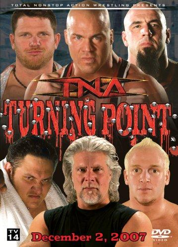 TNA IMPACT WRESTLING - Turning Point 2007 DVD