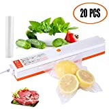 CELIFE Macchina Sottovuoto per Alimenti per Casa, Professionale Portatile Vacuum Sealer, Automatica...