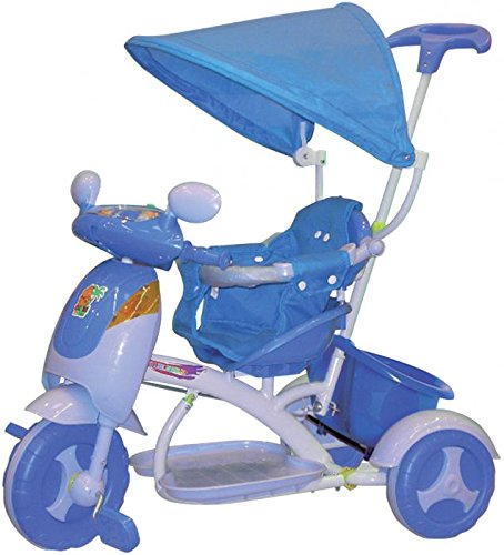 MARIO SCHIANO 808 Hyppopotame Tricycle
