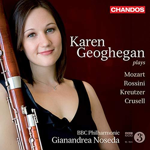 Karen Geoghegan Plays Mozart, Rossini, Kreutzer & Crusell