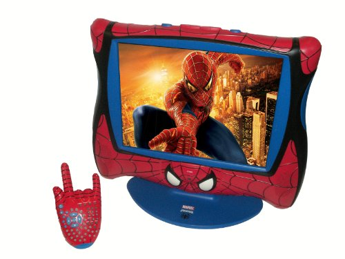 Lexibook LCD1SP Spiderman LCD1SP-Spider-Man LCD-TV (38 cm (15 Zoll))
