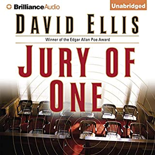 Jury of One                   By:                                                                                                                                 David Ellis                               Narrated by:                                                                                                                                 Sandra Burr                      Length: 13 hrs and 59 mins     17 ratings     Overall 3.7